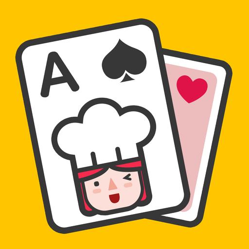 卡牌烹饪塔 - 顶级纸牌游戏
