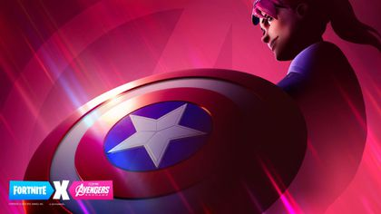 Fortnite released the photo of Captain America hints the collaboration is coming