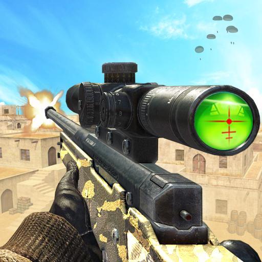 US Modern Sniper