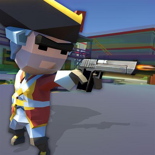 Pixel Shooter- FPS Battle Royale- Survival Games