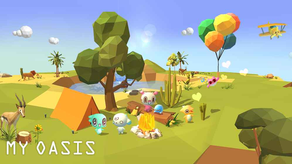 My Oasis - Calming and Relaxing Incremental Game - Android