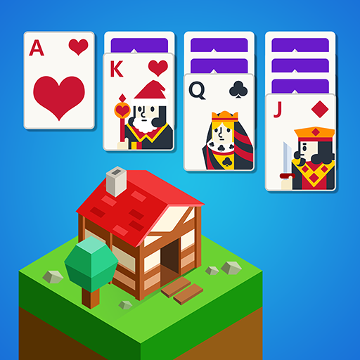 Age of solitaire : City Building Card Puzzle game