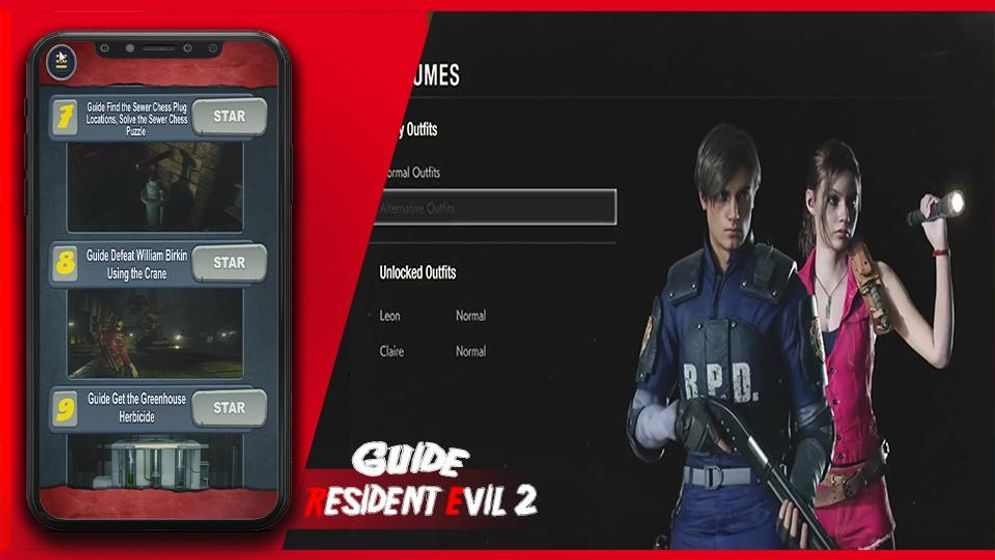 Resident Evil 2 remake walkthrough and tip 2019 - Android Games in