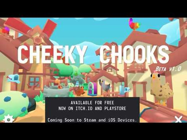 Cheeky Chooks - Android Games in Tap   Tap Discover Superb Games