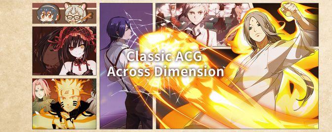 Classic ACG, Across Diemension