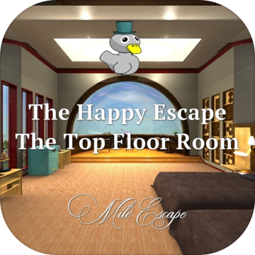 The Happy Escape - The Top Floor Room