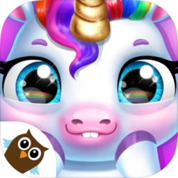 My Baby Unicorn - Cute Rainbow Pet Care & Dress Up