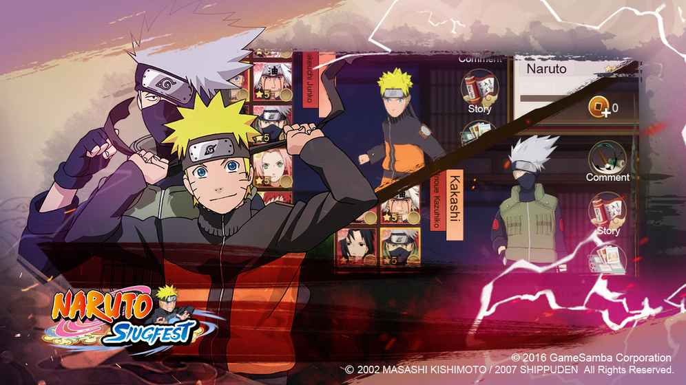 Naruto: Slugfest - TEST SERVER - Android Games in Tap | Tap