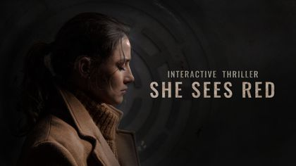 """The interactive thriller """"She Sees Red"""" is now available with special discount on Tap only!