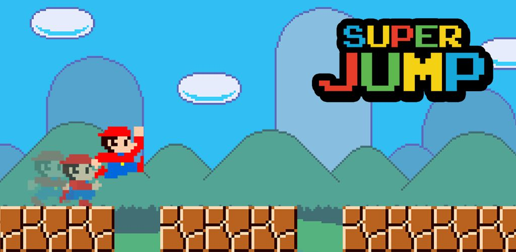 Free Action Games - Super Jump