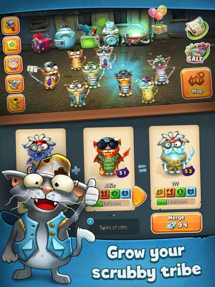 Cats Empire: Pawesome Strategy