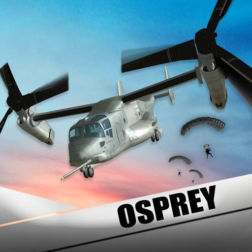 Osprey Operations - Helicopter Flight Simulator