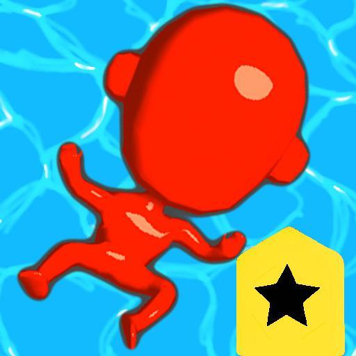 Aqua io : Park Slide Race