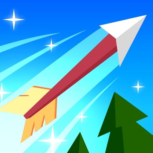 Flying Arrow! - Android Games in Tap | Tap Discover Superb Games
