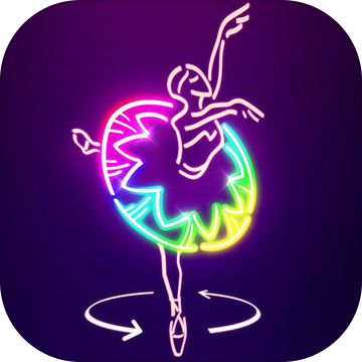 Neon Glow - 3D Color Puzzle Game