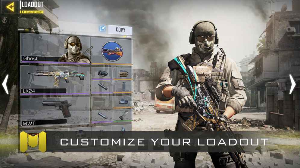 Call of Duty®: Mobile - Android Games in Tap | Tap Discover Superb Games