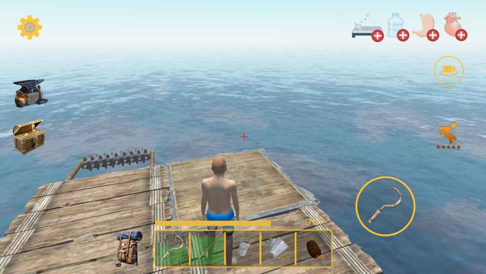 Raft Survival: Multiplayer - Android Games in Tap | Tap
