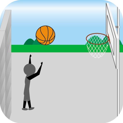 ちょいムズ3ポイントバスケ ~暇つぶし最適ゲーム~