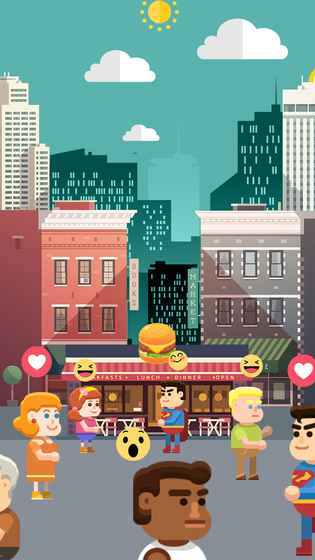 Idle Burger Factory - Tycoon Empire Game - Android Games in