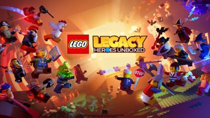 Lego Legacy: Heroes Unboxed is pre-register in now