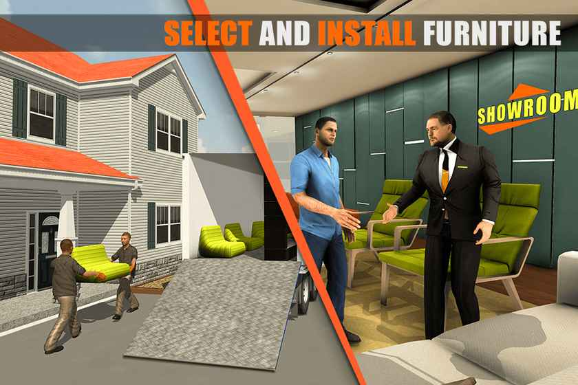 House Design Game Home Interior Design Decor Android Games In Tap Tap Discover Superb Games